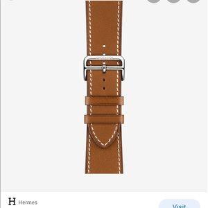 Hermès Apple Watch strap 40mm